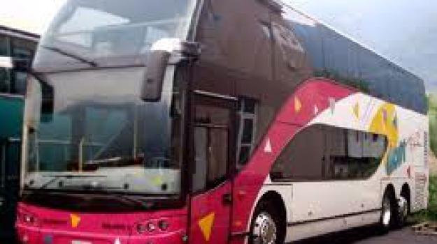 autobus, regione, sibaritide, Calabria, Archivio