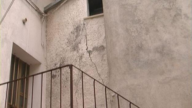 laino borgo, ricostruzione, sisma pollino, Calabria, Archivio