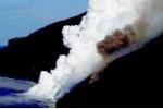 Attività vulcanica in diminuzione