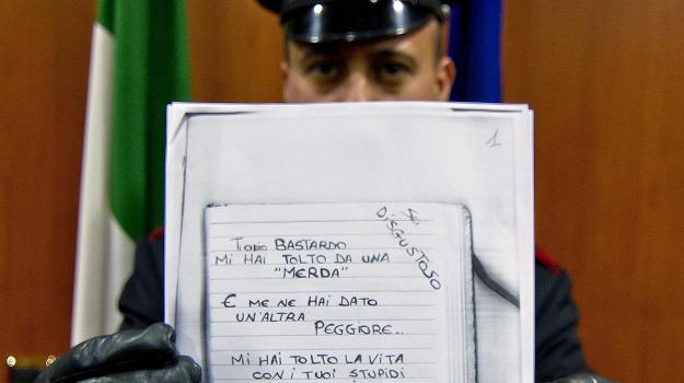 abusi, arresto, cosenza, Cosenza, Calabria, Archivio