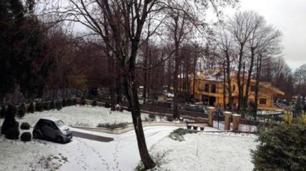 calabria, neve, Catanzaro, Reggio, Calabria, Archivio