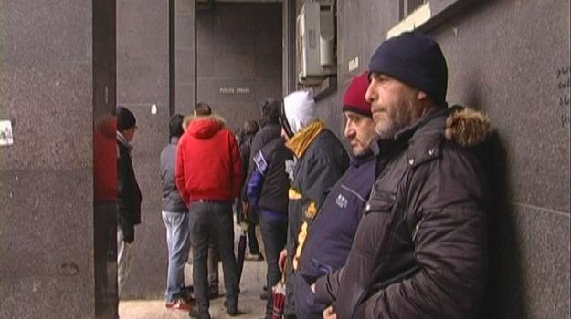 comune, cooperative, proteste, Cosenza, Calabria, Archivio