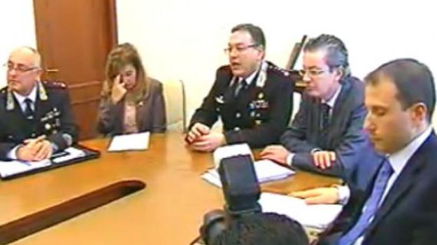 Droga e furti in appartamento 11 arresti nei guai anche antiquari gazzetta del sud - Spaccio mobili milano ...