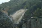 Allarme isolamento frane e alluvione