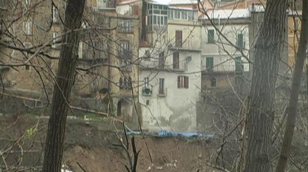 frana, ottorino zuccarelli, san fili, Calabria, Archivio