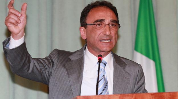 Sergio Abramo, Catanzaro, Calabria, Politica