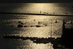 Chiazza fra le coste di Abruzzo e Molise