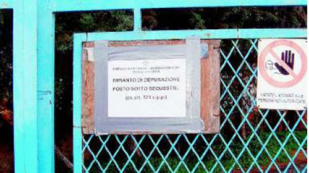 depuratore, Reggio, Calabria, Archivio