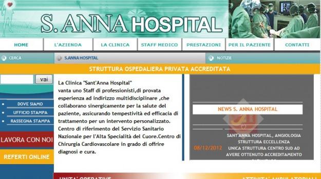 catanzaro, sant'anna hospital, Catanzaro, Calabria, Archivio
