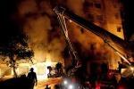 Incendio in fabbrica abbigliamento, morte 7 operaie minorenni