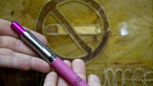 e-sigarette, Sicilia, Archivio, Cronaca