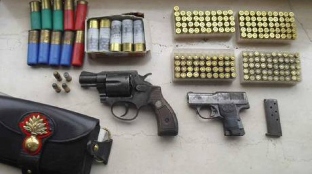 pistole, reggio calabria, Reggio, Calabria, Archivio