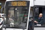 Trasporto a Roma sciopero selvaggio