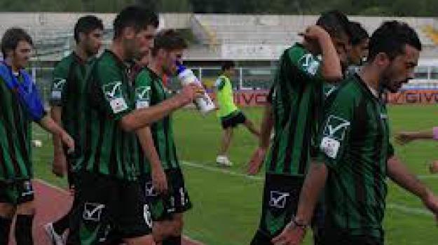chieti calcio, mandatoriccio, pastificio, sponsor, Calabria, Archivio