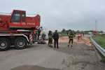 incidente vigili e e carabinieri