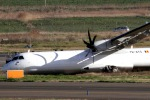 Spariti i loghi Alitalia da aereo fuori pista