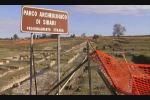 Cassano, il monte si sbriciola e il parco archeologico di Sibari affonda
