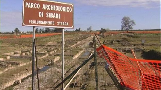 allagamenti parco sibari, cassano, frana cassano, parco archeologico sibari, parco sibari allagato, sibari, Cosenza, Calabria, Cultura