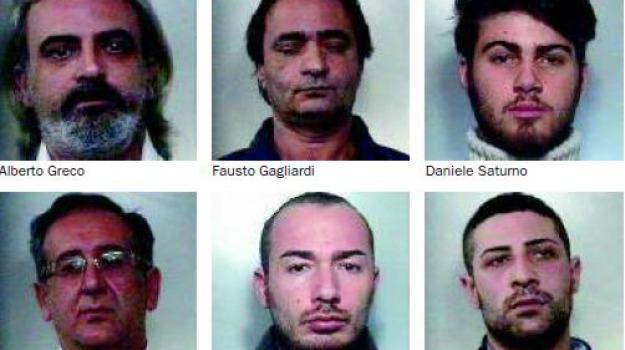 arresti, droga, Cosenza, Calabria, Archivio