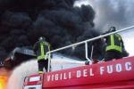 Villetta in fiamme due le vittime