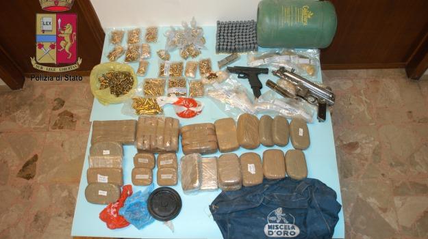 armi e droga, messina, sequestro, Messina, Calabria, Archivio