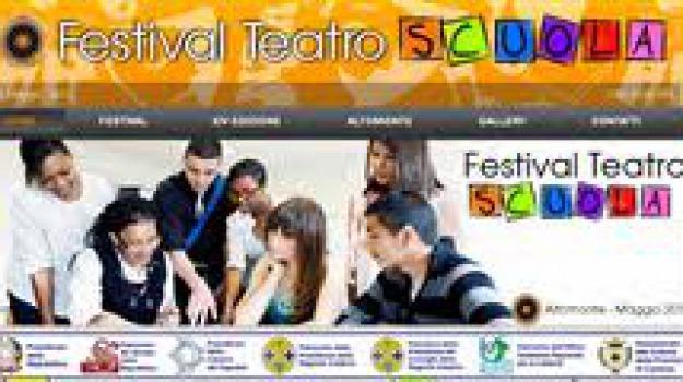 altomonte, festival teatro scuola, Sicilia, Archivio