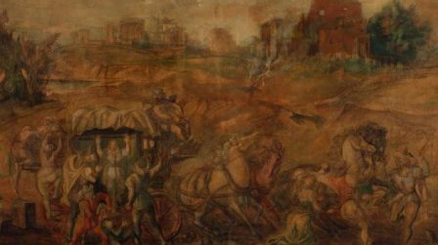 achille capizzano, assalto alla caravona, rende, restauro, Cosenza, Archivio