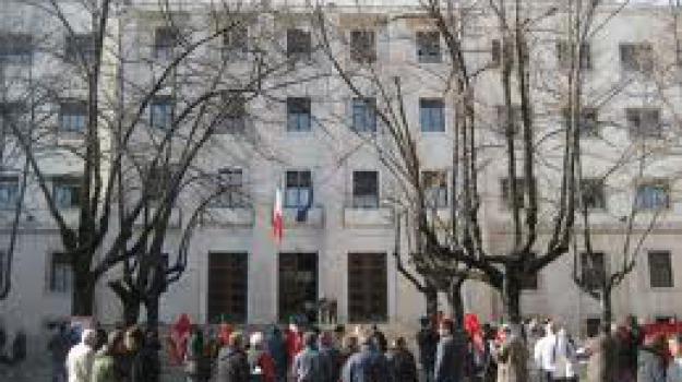 depuratore, lavoratori, prefetto, rende, Cosenza, Calabria, Archivio