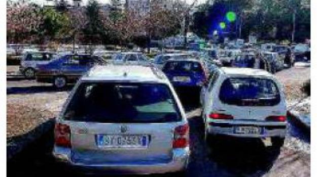 traffico, Cosenza, Calabria, Archivio