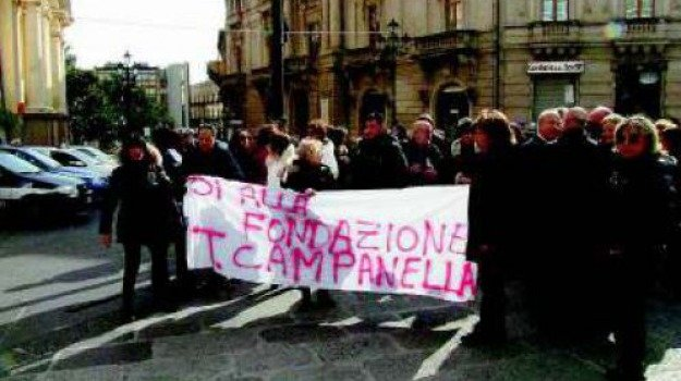 fondazione campanella, Catanzaro, Calabria, Archivio