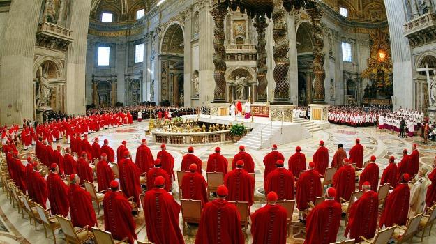 conclave, vatileaks, Calabria, Archivio, Cronaca