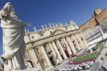 Il Papa ed i suoi primi Santi