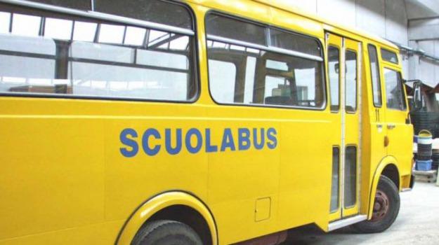 scuolabus, Messina, Archivio