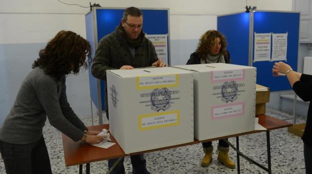 elezioni politiche, Calabria, Archivio, Cronaca