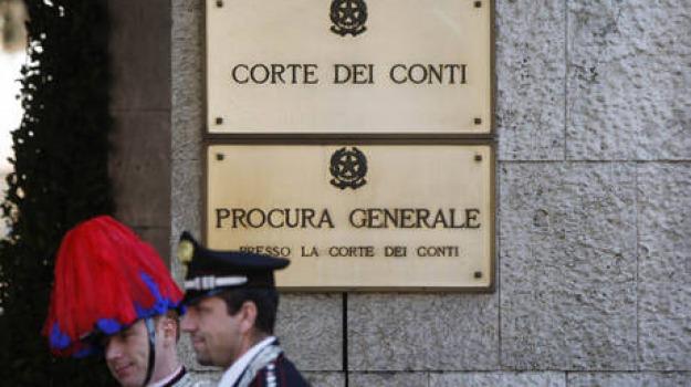 corte dei conti, Catanzaro, Calabria, Archivio