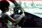 A 8 anni guida a 100km/h. I genitori mettono in rete video