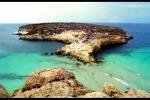 Spiaggia Conigli più bella d'Italia
