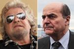 Bersani, no al governissimo E apre a Grillo