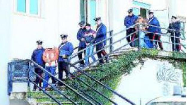 sequestro persona, Catanzaro, Calabria, Archivio