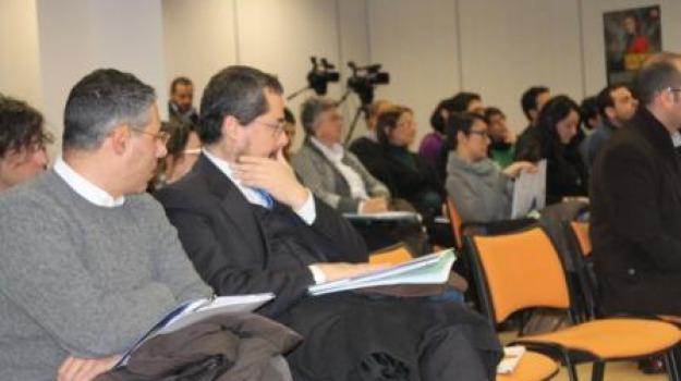 barcamp, kublai in campo, ministro barca, technest, unical, Cosenza, Calabria, Archivio