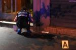 Bomba carta contro abitazione