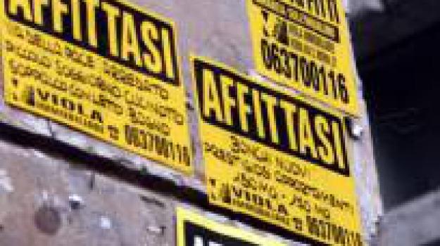 affitti, studenti, Sicilia, Archivio