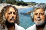 """Grillo, sull'Espresso: il """"paradiso"""" della cognata"""