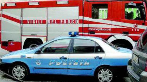 incendio, mater domini, Catanzaro, Calabria, Archivio