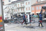 Esplode furgone Morte tre donne