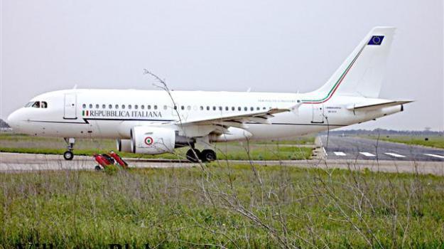 aereo presidente repibblica, Catanzaro, Calabria, Archivio