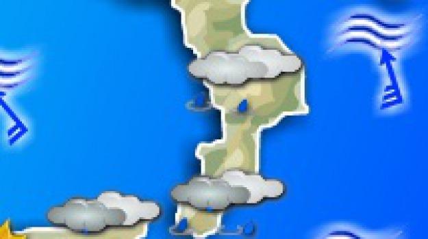 maltempo, pioggia, Calabria, Archivio