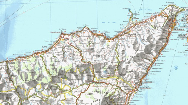 provincia messina consorzi, Messina, Archivio
