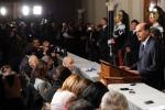 Napolitano: «Riordino le idee e decido»