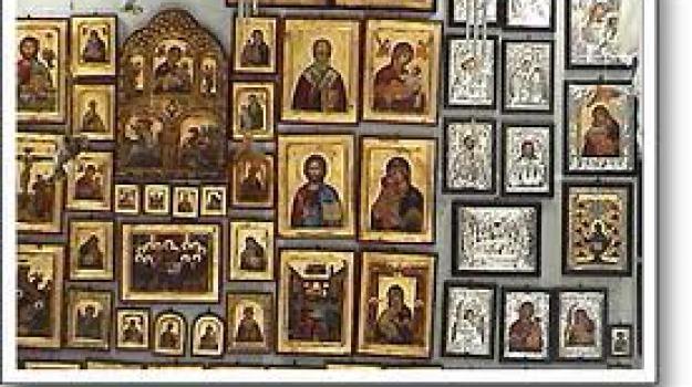 icone greche, Messina, Archivio